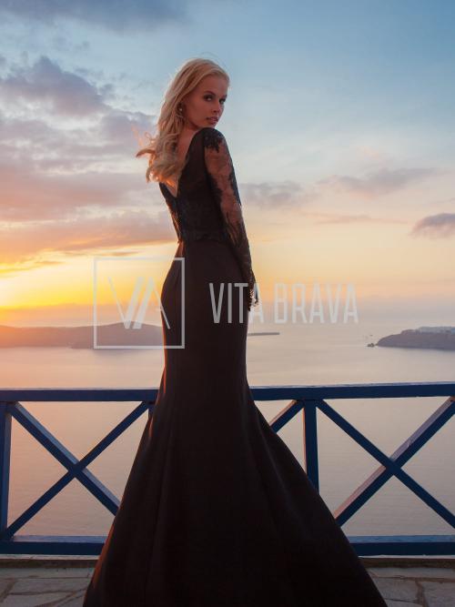 Вечернее платье Vittoria4255a #3