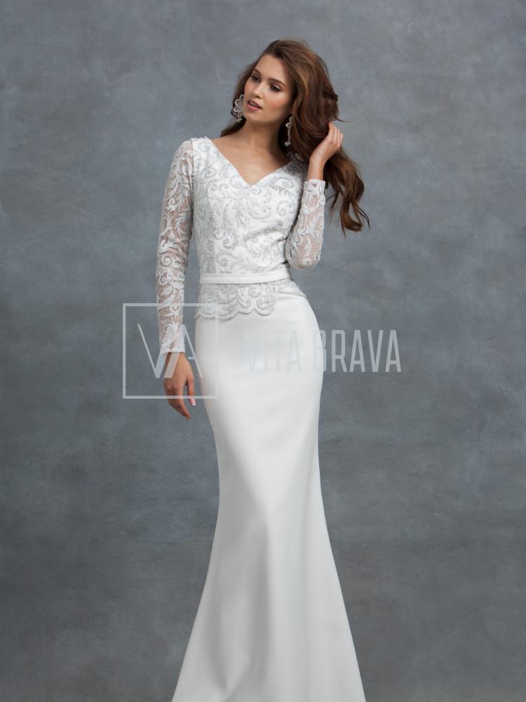 Свадебное платье Vittoria4371D #1