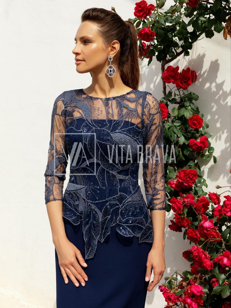 Вечернее платье Vittoria4372BA #2