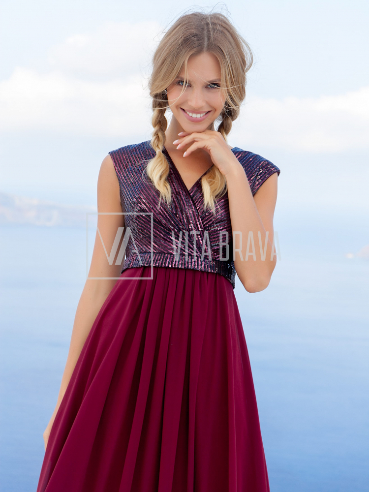 Вечернее платье Vittoria4727A #2