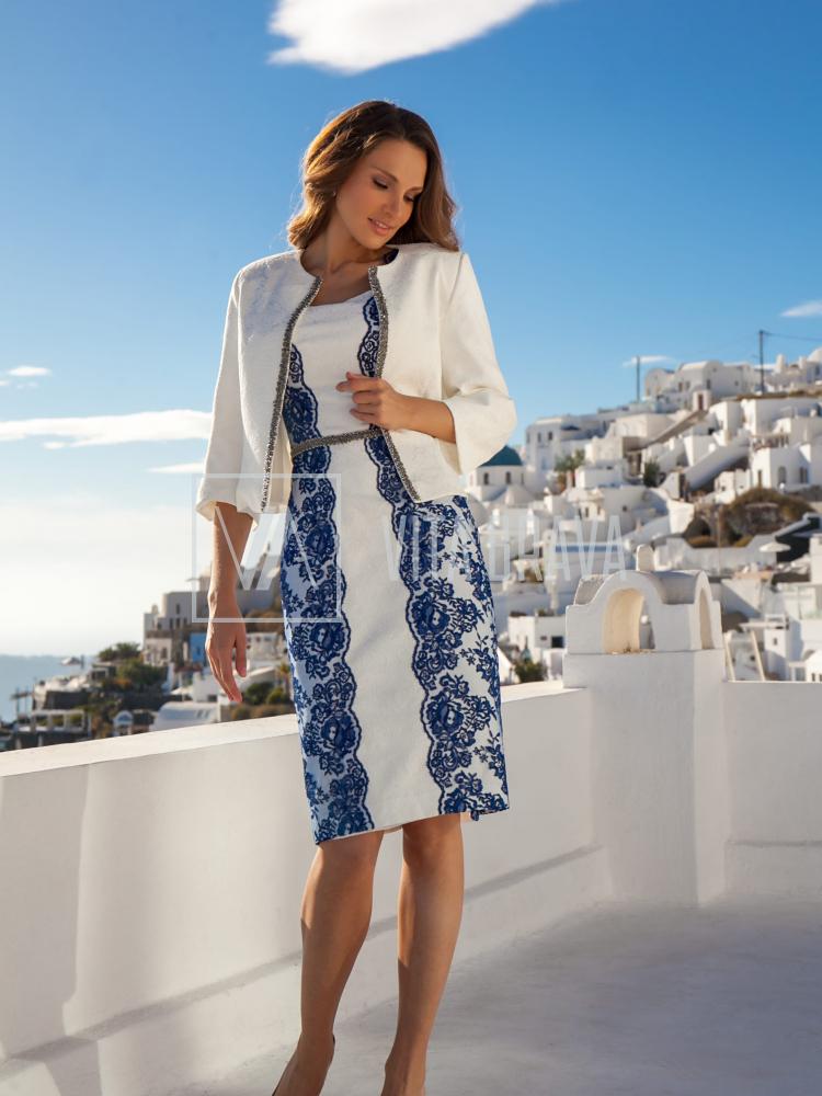 Вечернее платье Vittoria4451 #1