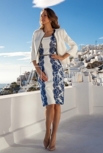 Вечернее платье Vittoria4451