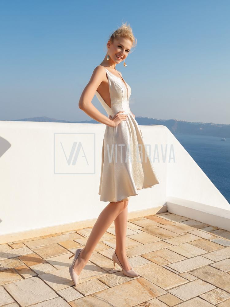 Вечернее платье Vittoria4688B #3