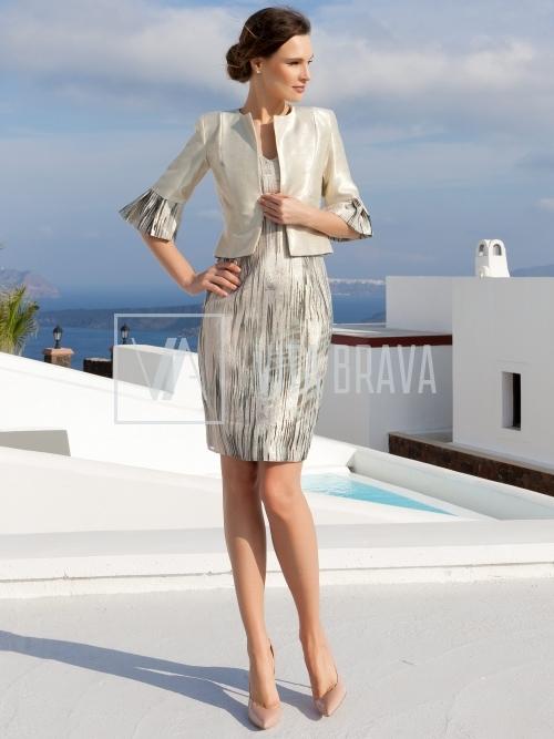 Вечернее платье Vittoria4631  #5