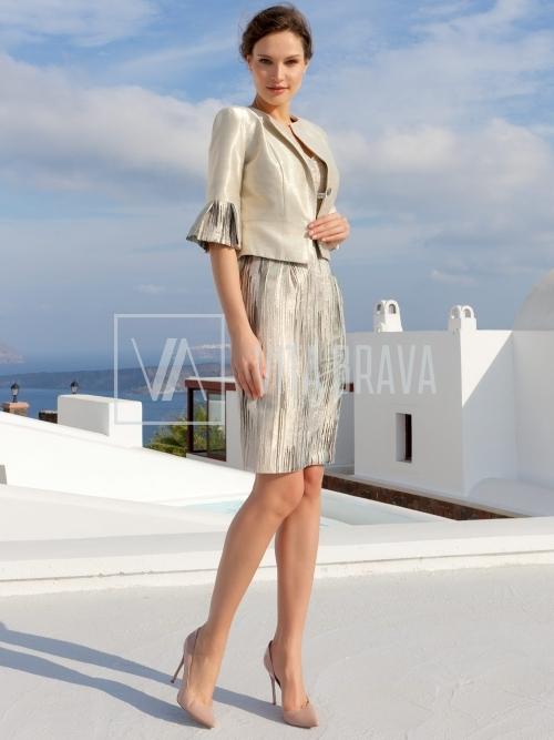 Вечернее платье Vittoria4631  #4