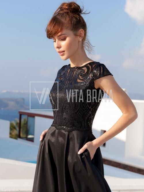 Вечернее платье Vittoria4715  #3