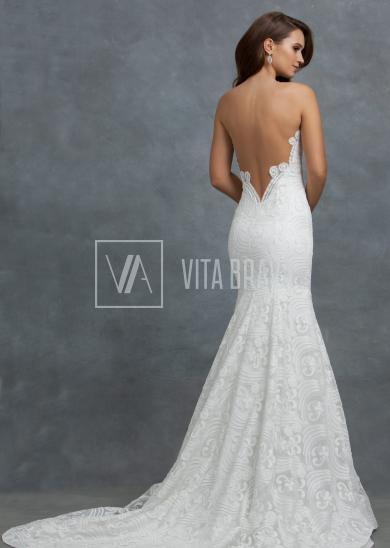 Вечернее платье Vittoria8008