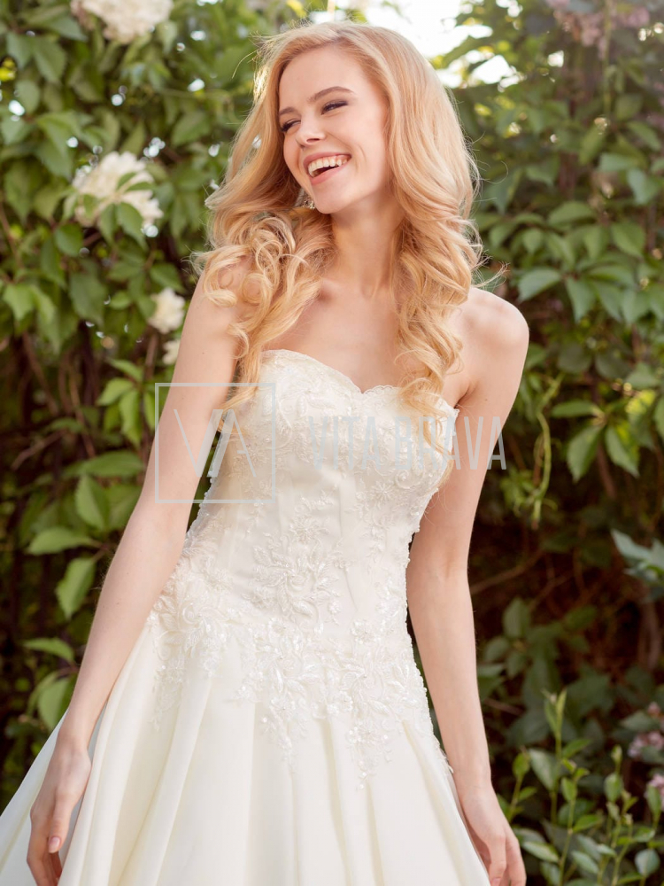 Свадебное платье WH5028 #9