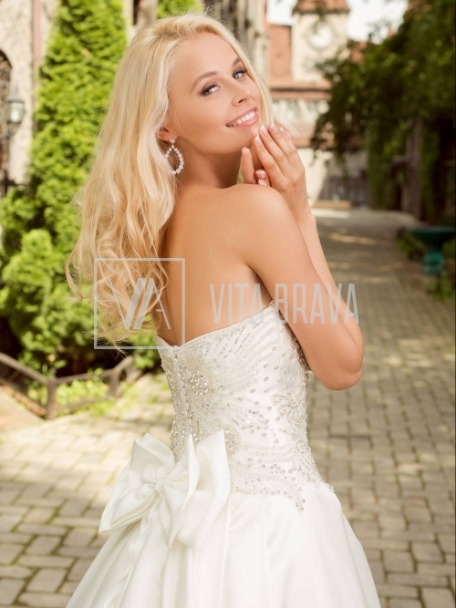 Свадебное платье WH5300 #8