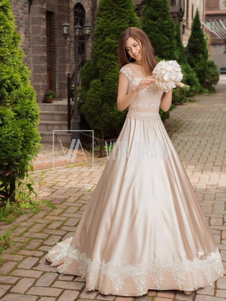 Свадебное платье WH5302 #6