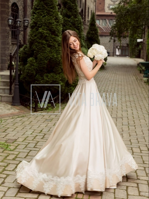 Свадебное платье WH5302 #4