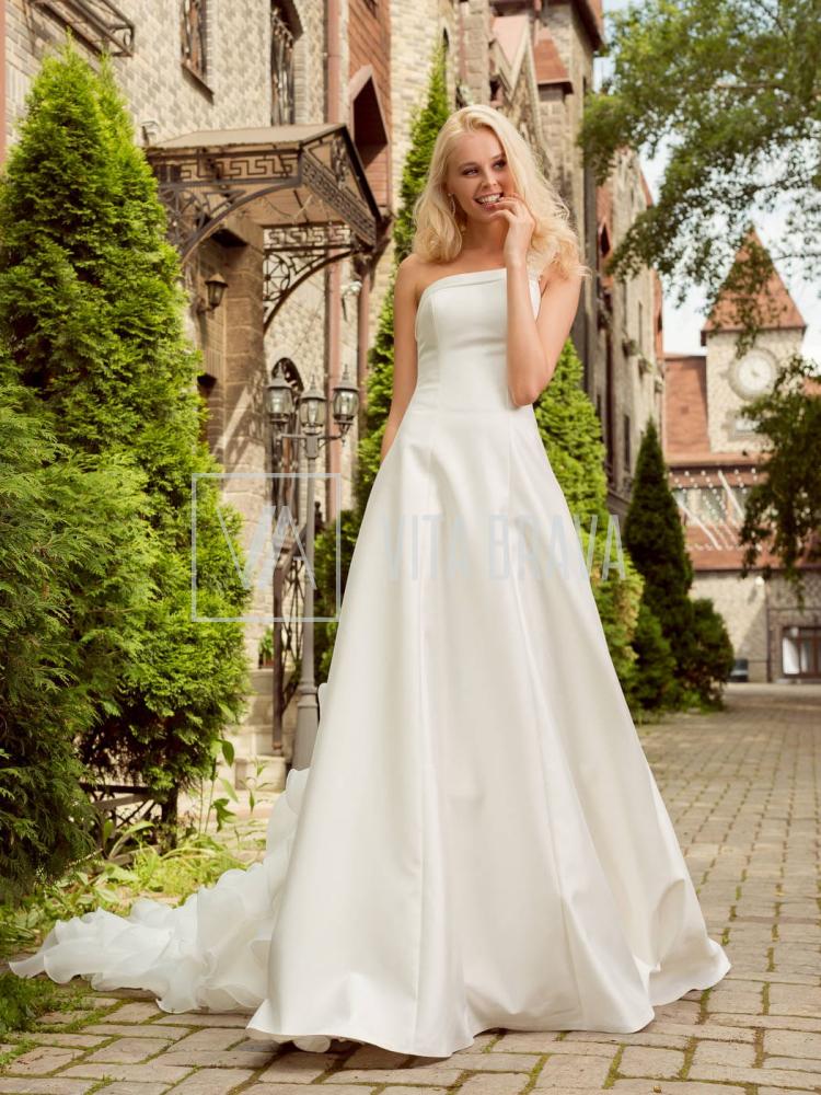 Свадебное платье WH5308 #8