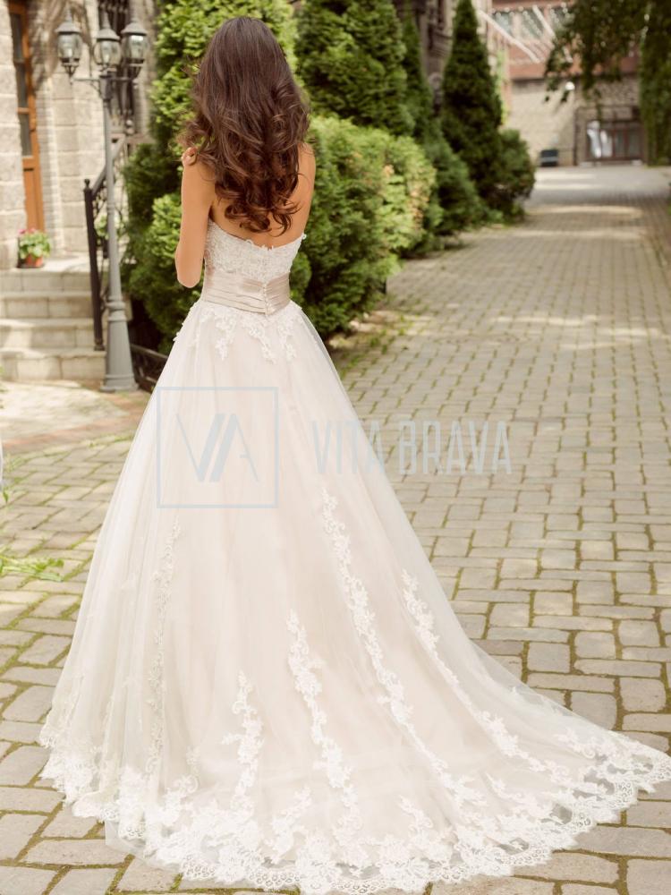 Свадебное платье WH5310 #4