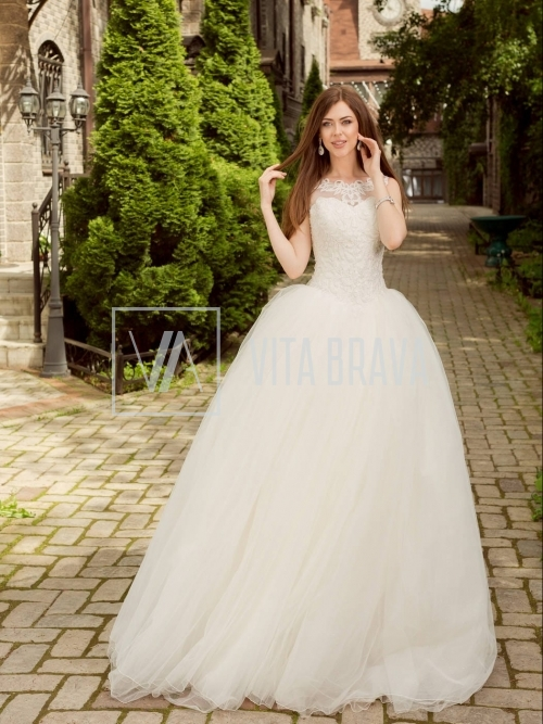 Свадебное платье WH5335 #2