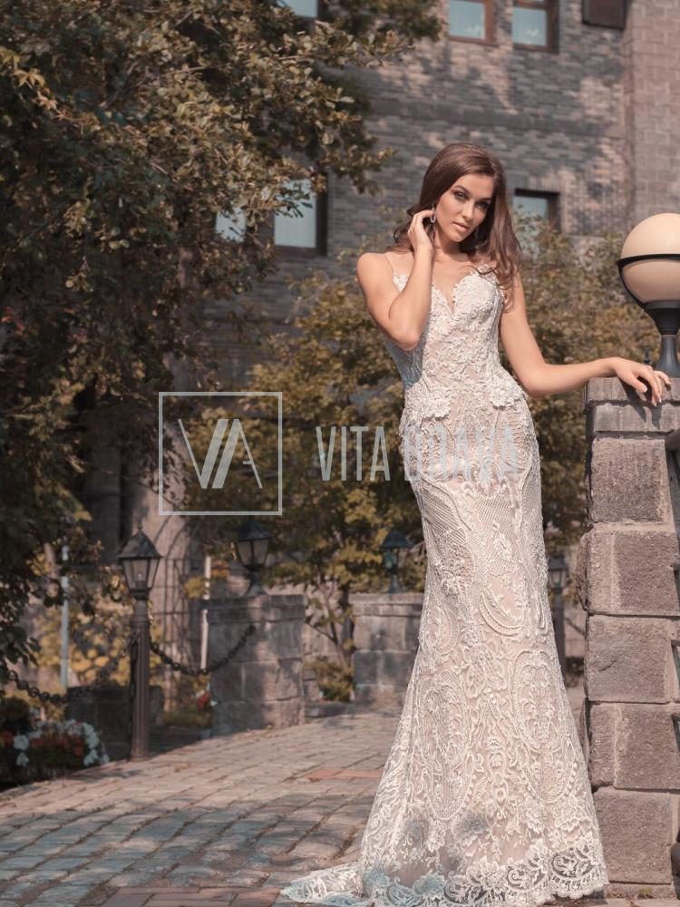 Свадебное платье WH5350 #4