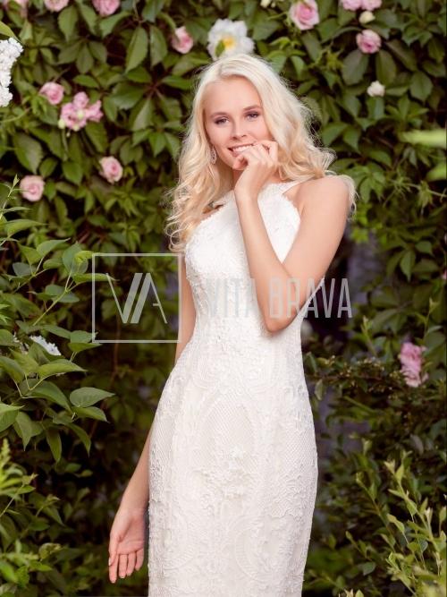 Свадебное платье WH5405 #8