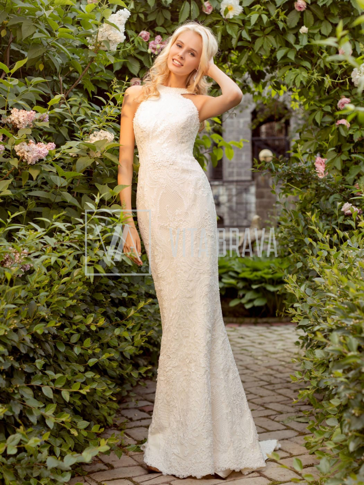Свадебное платье WH5405 #3