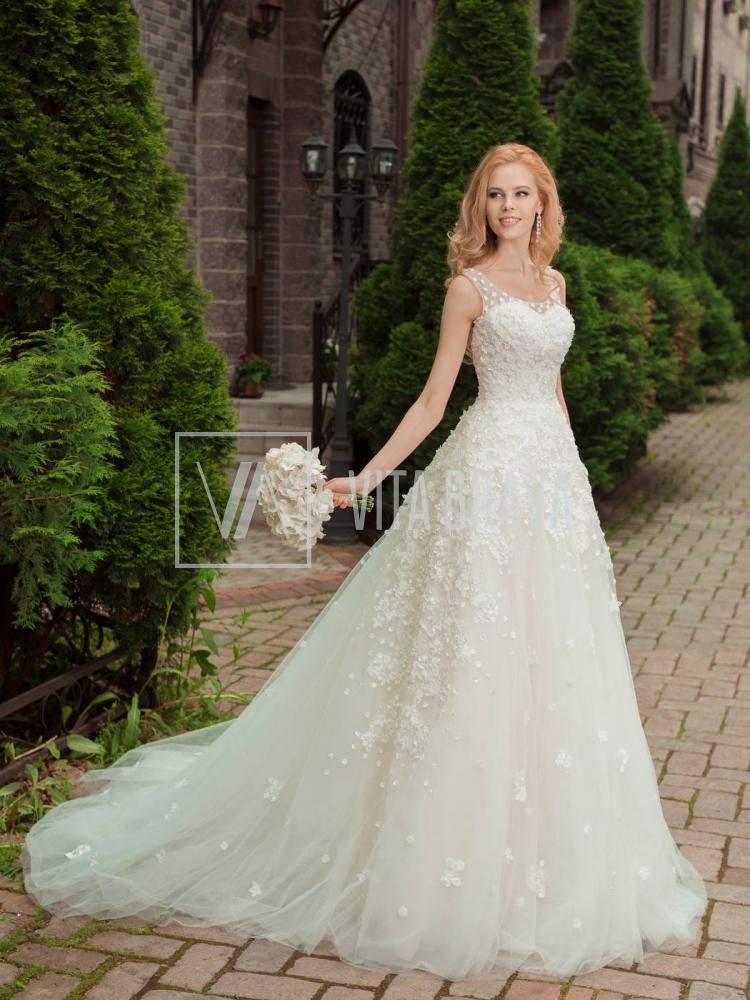 Свадебное платье WH5409 #4