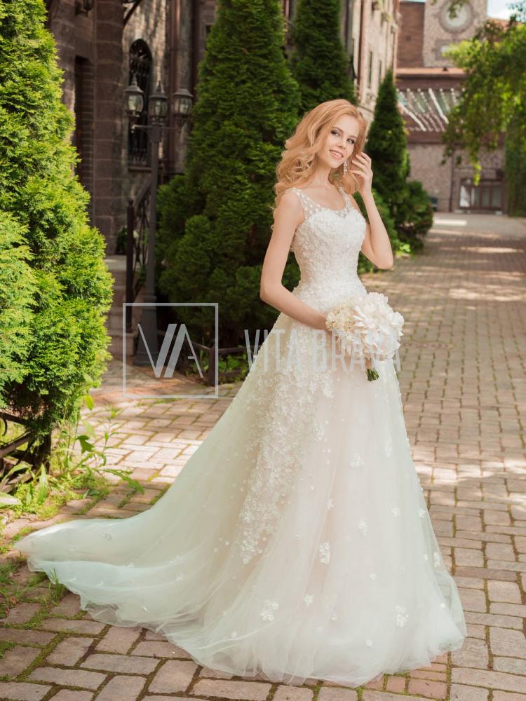 Свадебное платье WH5409 #6