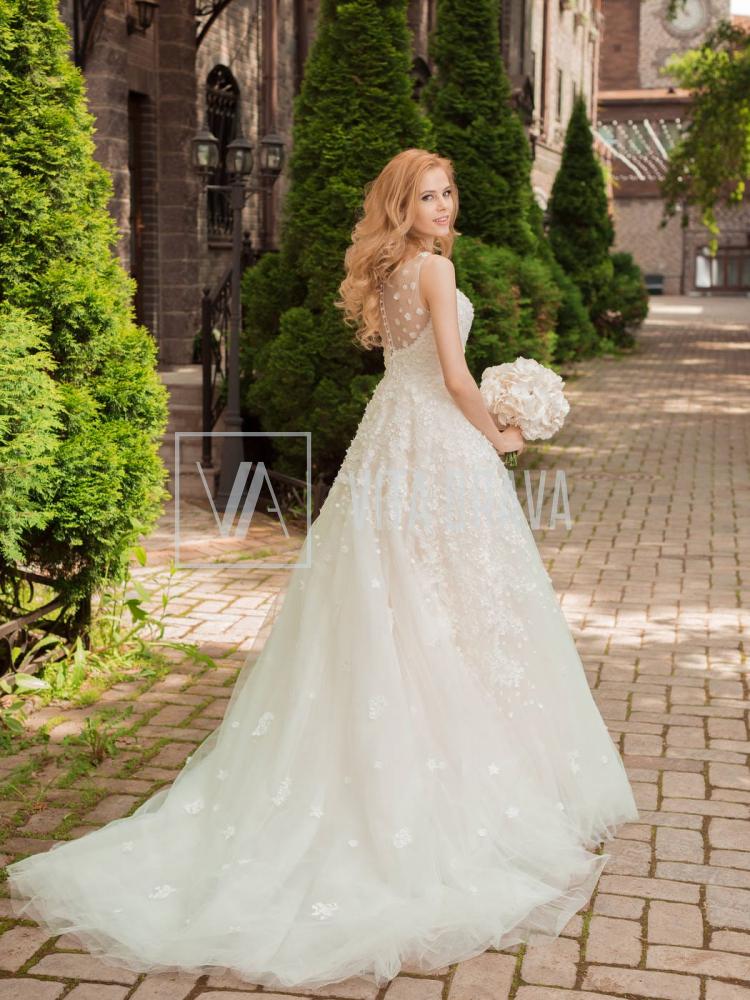 Свадебное платье WH5409 #5