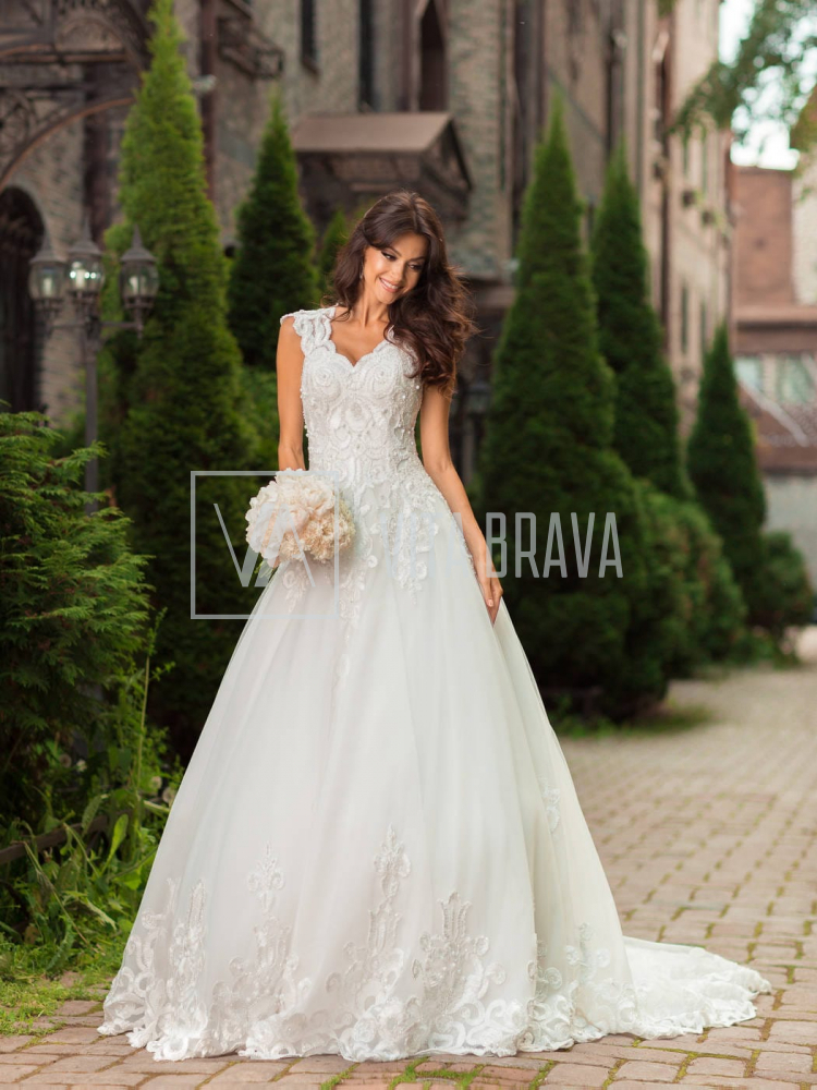 Свадебное платье WH5444 #9