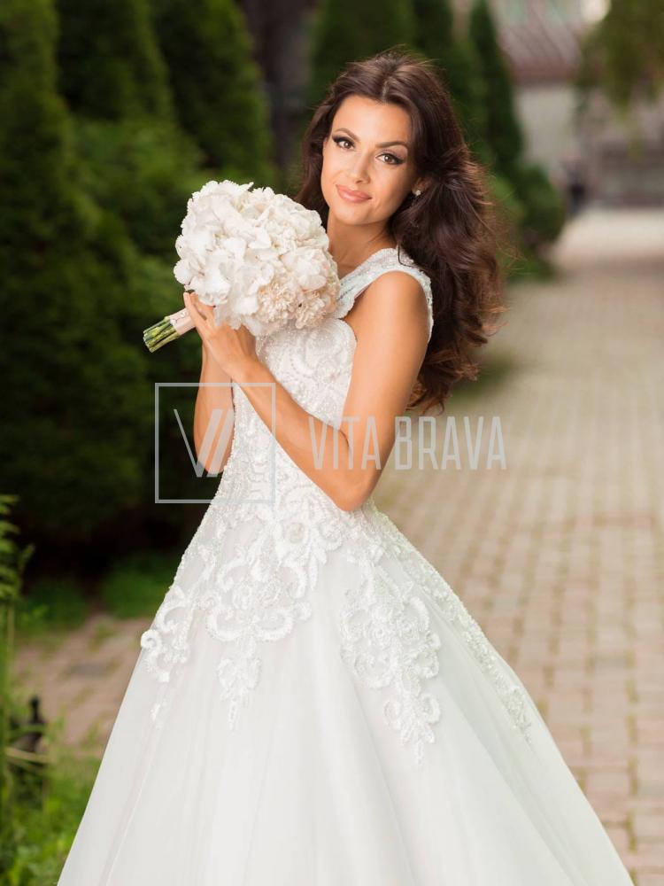 Свадебное платье WH5444 #13