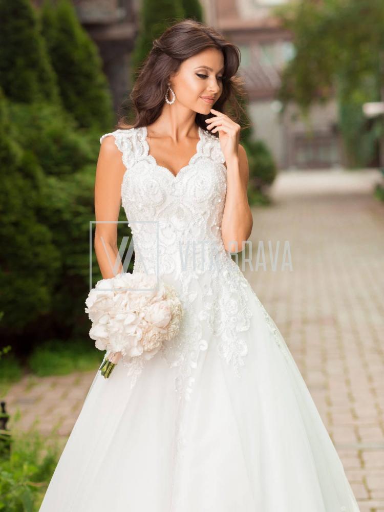 Свадебное платье WH5444 #12