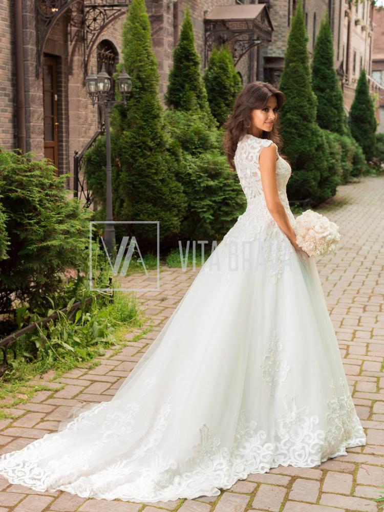 Свадебное платье WH5444 #1