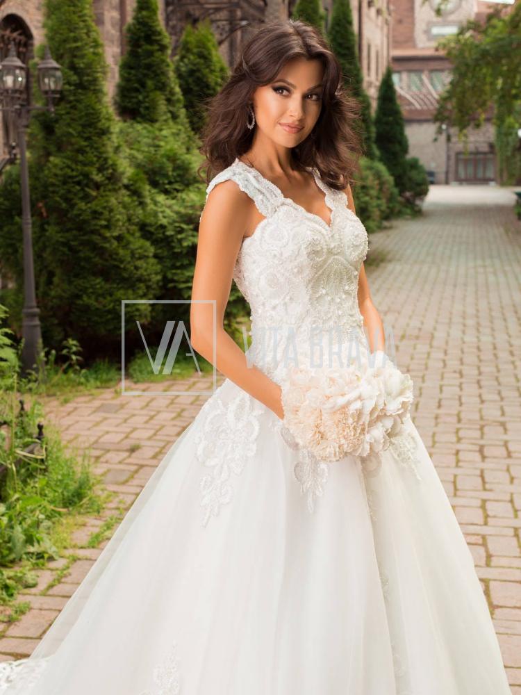 Свадебное платье WH5444 #6