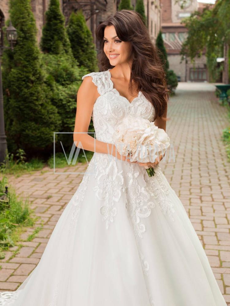 Свадебное платье WH5444 #8
